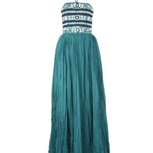 French Connection Maxi Dress Azore
